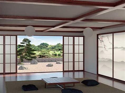 japanische einrichtung das gartenhaus im japanischen stil
