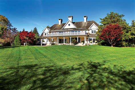 Floor Plan For Master Bedroom Suite Gracious Southampton Estate Hamptons New York Leading