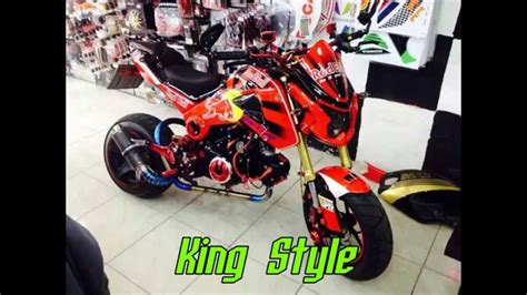 Sticker Honda Msx by Honda Msx 125 Decal 009ks 2015 Edit Msx