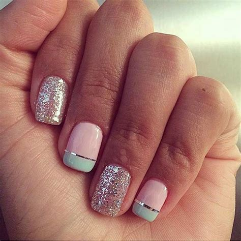 Basic Nail Design by 55 Easy Nail Designs Stayglam