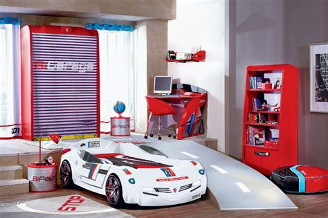 car bedroom car bed kids bedroom turbo car bed gt modern kids