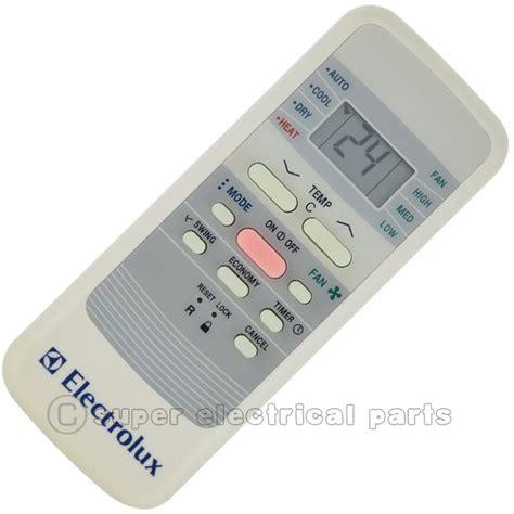 Ac Electrolux 2 Pk original electrolux ac air conditioner remote r51 bge 30112121049 r51kbg wireless