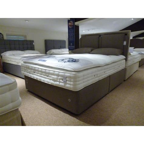 Clearance King Size Mattress by Hypnos Luxury Turn King Size Divan Bed Clearance Clearance