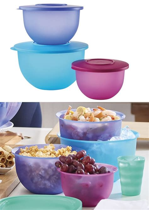 Tupperware Compact High Bowl 25 b 228 sta tupperware bowls id 233 erna p 229 1980