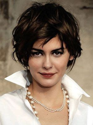 french actress with short hair 100 best images about audrey tautou on pinterest audrey