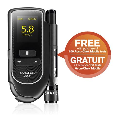 Accu Mobil Freed accu chek mobile rxdirect ca