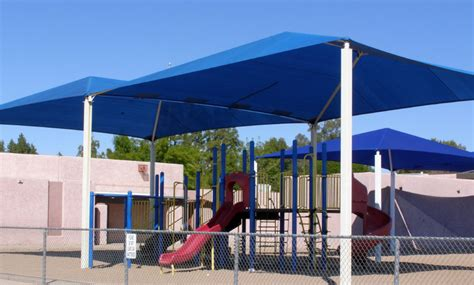Shade Awnings Playground Shade Canopies