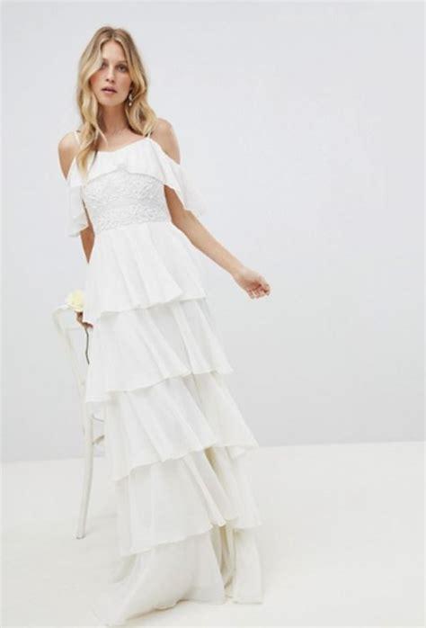 rack wedding dresses  buy   quickie ceremony huffpost canada