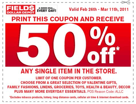 free printable coupon binder 50 off coupon page protectors fields 50 off coupon
