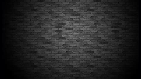 Black Brick Wall Background   Escape on Third Salon