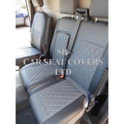 Seat Covers For Ford Transit Custom Ford Transit Custom Seat Covers Rossini Bentley