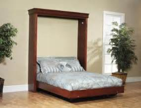 Murphy Bed Vendors Solid Wood Murphy Bed Countryside Amish Furniture