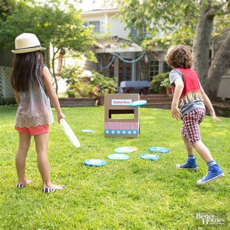 backyard frisbee games fun outdoor games for kids birthday parties the box fun