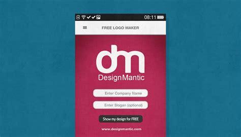 designmantic app free download top 6 ios apps to make logos designhill