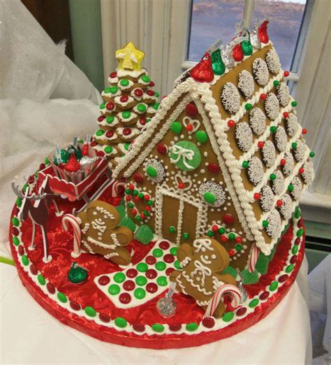 gingerbread house themes ideas www imgkid the