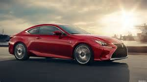 lexus usa website updated with rc 350 rc f information