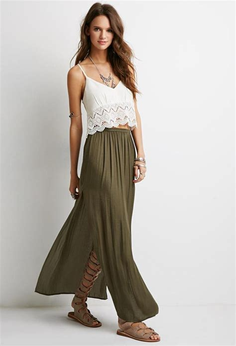 black maxi skirts for in fashion