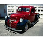1946 Dodge Pickup  Information And Photos MOMENTcar