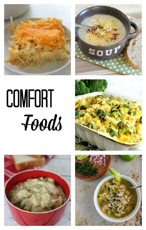 comfort meals best comfort food recipes link party 181 mom skills