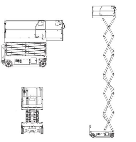 jlg 1932e2 wiring diagram