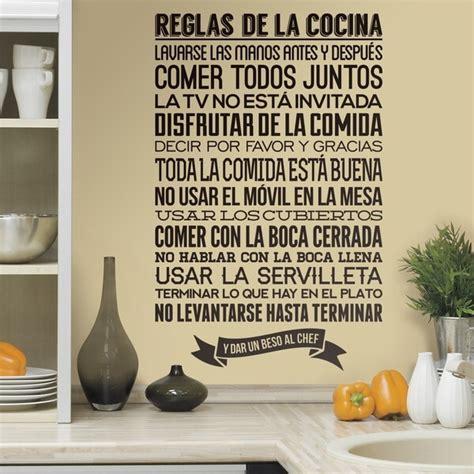 vinilos decorativos cocina decoraci 243 n con vinilos ponele onda a tu hogar ideas