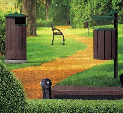 imagenes zonas verdes mobiliario para 225 reas verdes de material reciclado