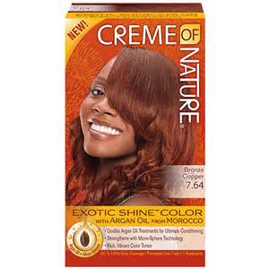 creme of nature hair colors of nature hair color caramel brown hairs