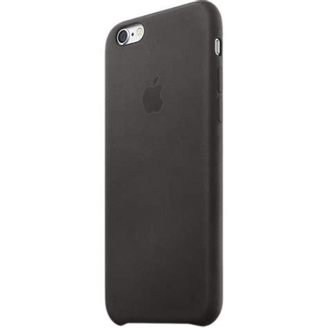 apple iphone 6 plus 6s plus leather black mkxf2zm a b h