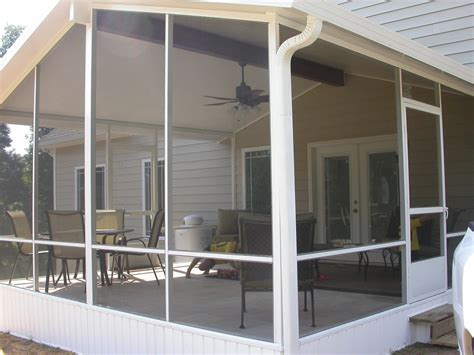 screen room ideas sunroom screen room abc windows and more
