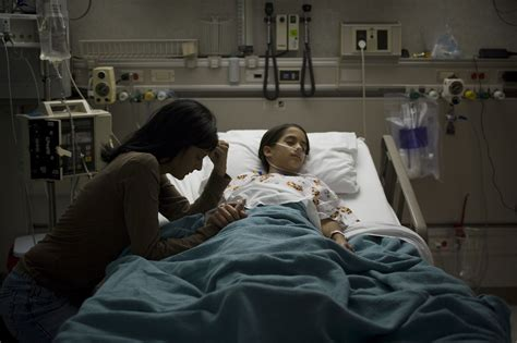 girl in hospital bed a prayer for parents to pray for their children