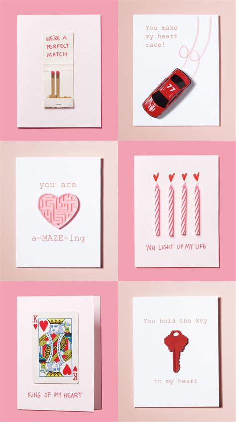 diy valentines cards for confetti you feel we express