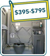 portable bathrooms rental pricing porta potty rental cost complete guide prices