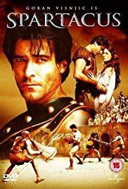 film gladiator spartacus spartacus tv movie 2004 imdb