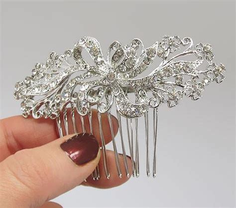 Vintage Wedding Hair Combs Uk by Buy Vintage Style Wedding Hair Comb For 163 24 99
