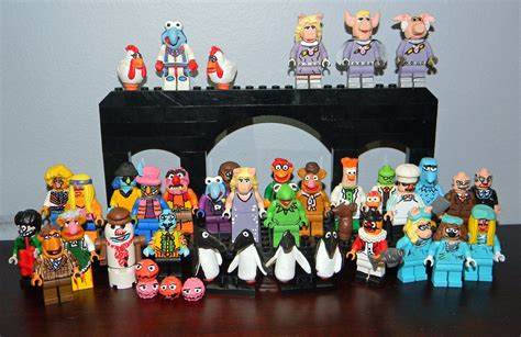 Show Me Pictures Of Legos the updated muppet lego family and knowing me there