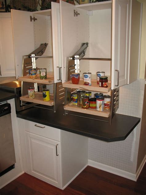Kitchen Bookcases Cabinets Wheelchair Accessible Kitchen Cabinets Renting Kitchens And House