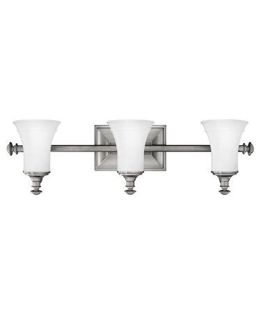27 inch wide bathtub hinkley lighting alice 27 inch wide bath vanity light