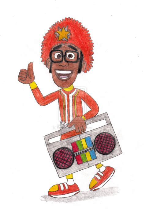 dj yo gabba gabba the gallery for gt yo gabba gabba boombox printables