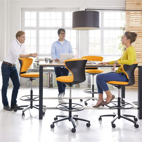 Chair For High Desk by Turn Around Chair High Desk Chairs Apres Furniture
