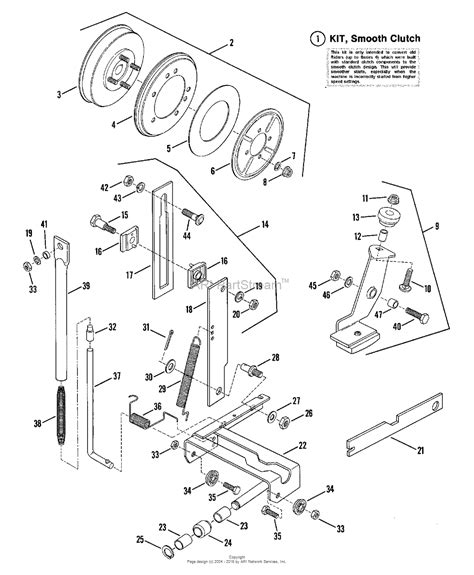 snapper parts diagram snapper 28085s 28 quot 8 hp rear engine rider series 5 parts