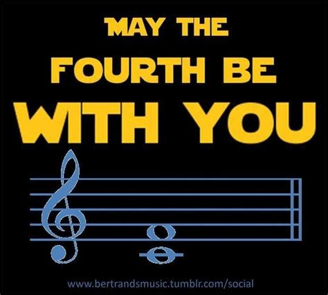May The Fourth Be With You Meme - may the fourth music humor pinterest