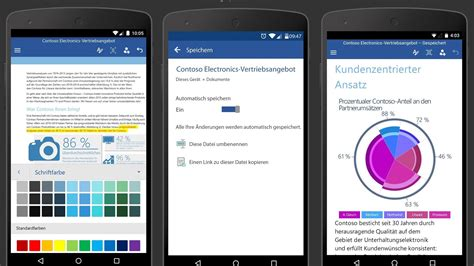 microsoft powerpoint for android microsoft aktualisiert office f 252 r android it magazine