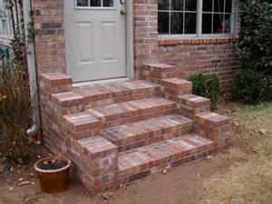 Brick Stairs Design Brick Steps Home