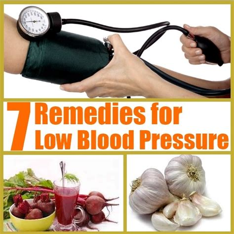 7 Home Remedies For High Blood Pressure by 7 Easy Home Remedies For Low Blood Pressure Diy Home Things