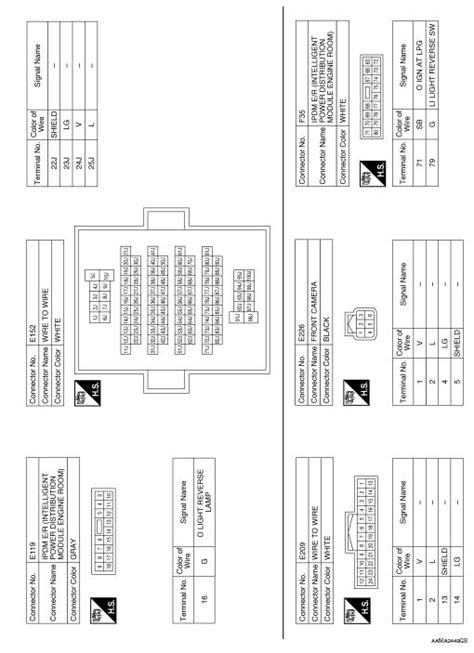 nissan frontier rockford fosgate speaker diagram wiring