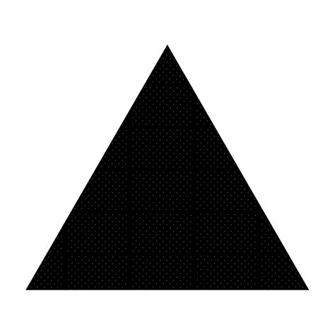 illuminati triangle illuminati triangle velcro patch by custom crowns