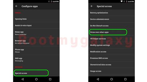 disable app android how to disable display other apps on android oreo 8 0 8 1