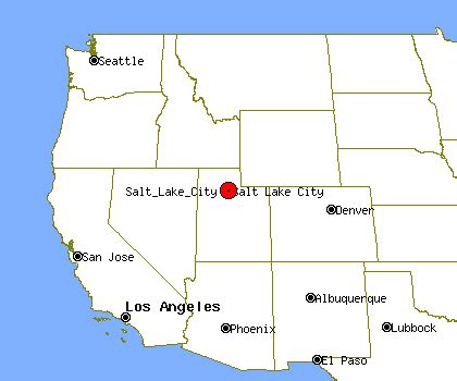 salt lake city utah map usa salt lake city profile salt lake city ut population