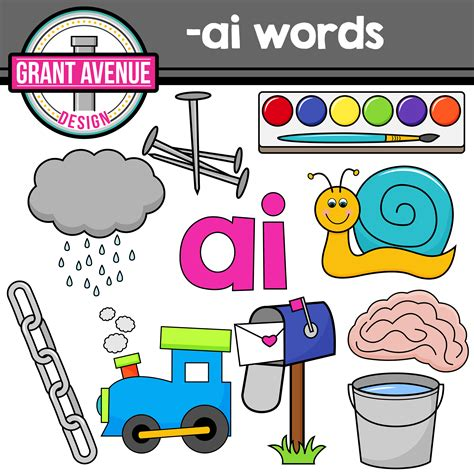 clipart words grant avenue design vowel teams clipart ai vowel