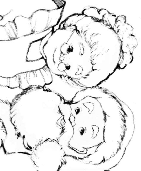 coloring pages of santa and mrs claus mr and mrs claus coloring pages digi sts pinterest